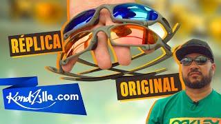 Rogerinho Oakley – Réplicas X Originais