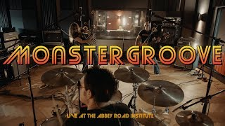 "MONSTERGROOVE   ""Lady Marmalade""   Live At The Abbey Road Institute Frankfurt"