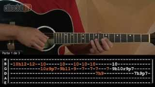 Ursinho de Dormir - Armandinho (aula de violão completa)