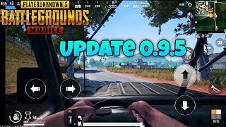 PUBG MOBILE - Update 0.9.5 iOS / Android Gameplay ( Ultra Graphics )