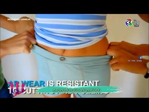 กางเกงจากต่อมลูกหมากและความแข็งแรง turmaprost