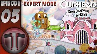 CupHead Expert Mode (5) - Stupid Falafel