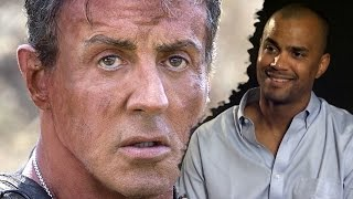 """SYLVESTER STALLONE on """"THE EXPENDABLES 3"""" - PATZE TALKS"""