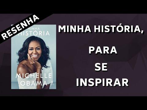 MINHA HISTÓRIA - MICHELLE OBAMA, UMA HISTÓRIA PARA SE INSPIRAR | Share Your Books