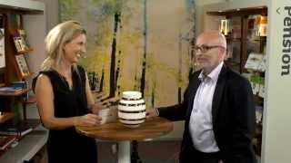 Eksklusivt interview med manden bag Kähler vasen, Frantz Longhi
