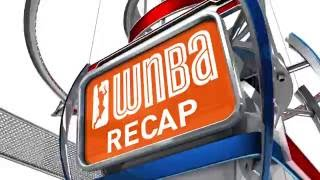 WNBA Game Recap: Chicago Sky @ Indiana Fever by WNBA