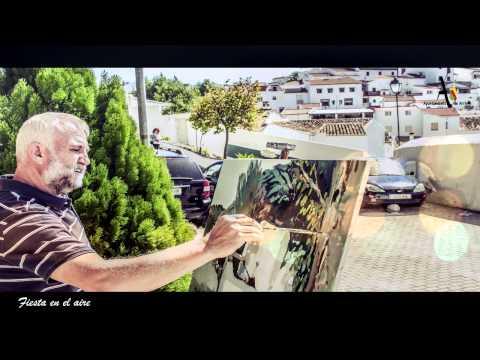 Video promocional Fiesta en el aire 2014, Arriate