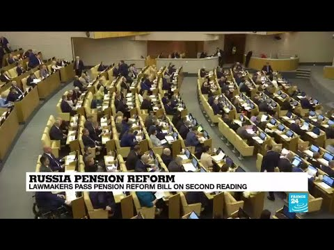 Russia pension reform: