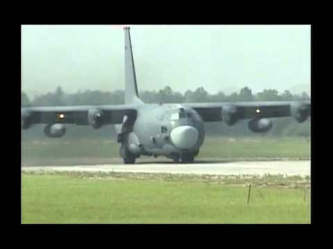 Maquette avion : MC-130H Combat Talon II