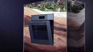 YouTube Video fg6rRapN8VY for Product Miele Generation 7000 In-Wall Steam Ovens by Company Miele in Industry Cooking