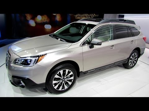Subaru  Outback Универсал класса D - рекламное видео 2