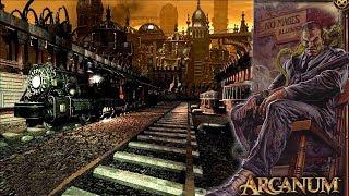 Arcanum Of Steamworks & Magick Obscura (полуорк-технолог)  #3 Клан Колеса