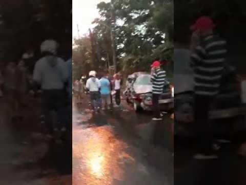 Ini Dia, Video Kecelakaan Beruntun yang Libatkan Belasan Kendaraan di Puncak Bogor