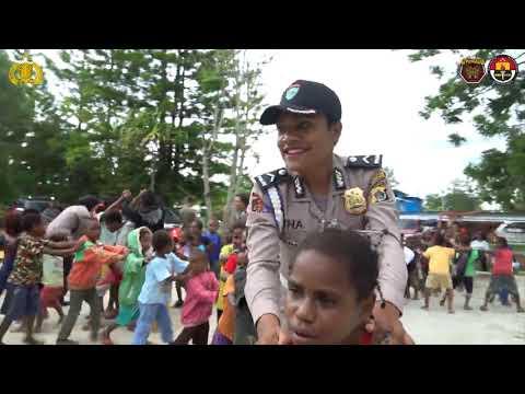 Bakti Sosial dan Trauma Healing di Kampung Wouma Kab Jayawijaya
