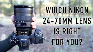 I brought the Nikon 24-70mm f/2.8 S lens everywhere - My Full Review