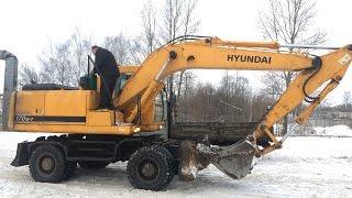 🚜Ищу экскаваторщика на HYUNDAI R-170👍Обзор посылки🎁Расстаюсь с механизатором с трактора😭