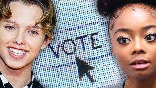 Celebrity Teens Want You To Vote