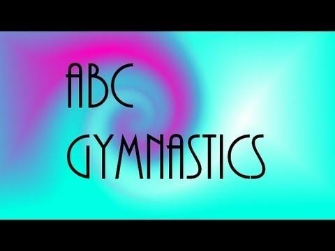 ABC Gymnastics! Alphabet Gymnastics!