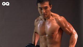 劉畊宏教你三招辦公室健身攻略 變身肌肉運動型男|GQ Active by GQ TV Taiwan