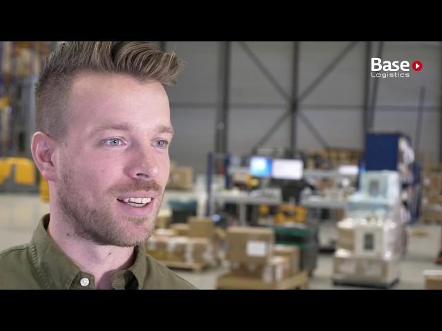 Jobmarketing Base Logistics
