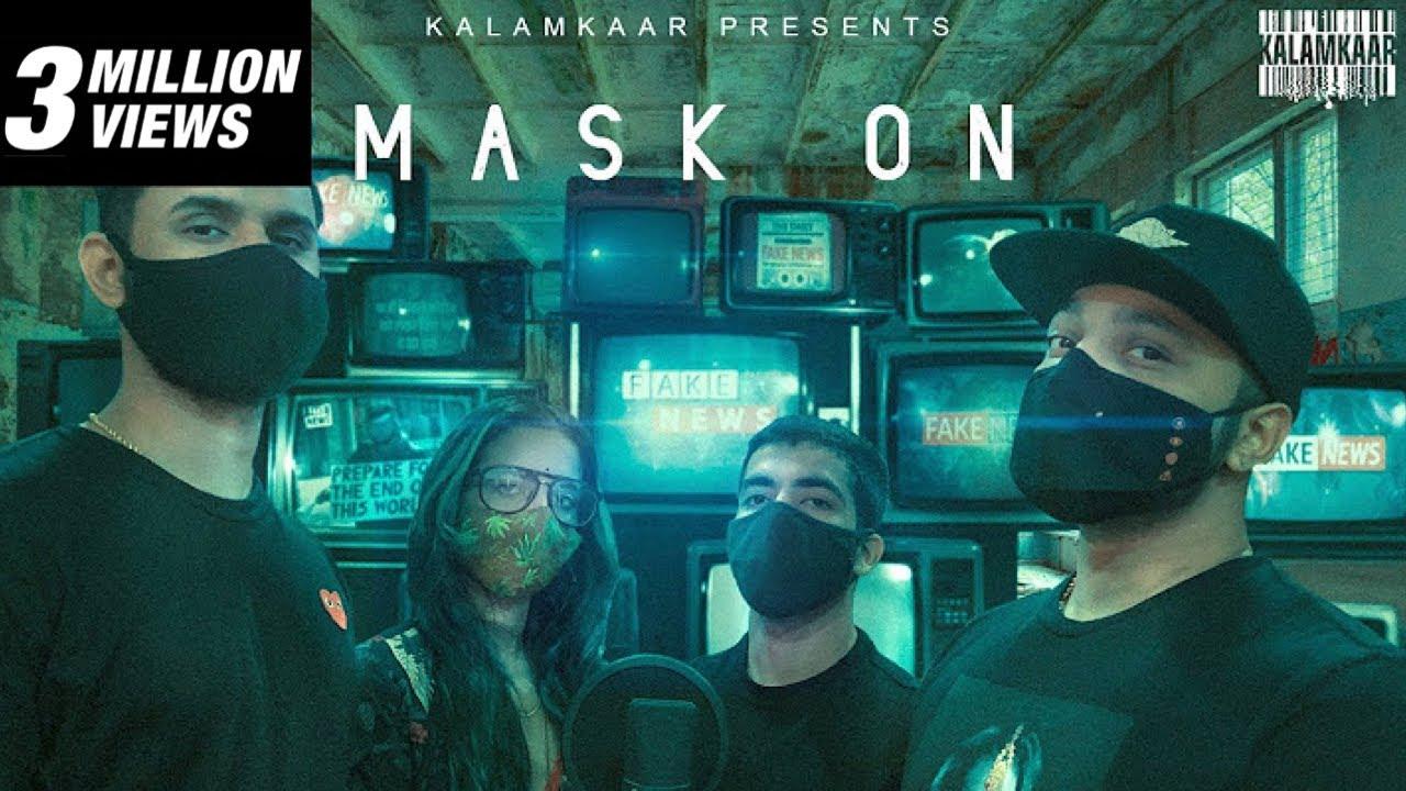 Mask On| Raftaar ft Karma Lyrics