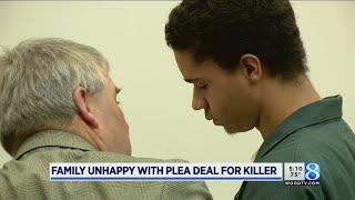 Family Unhappy With Plea Deal For Killer