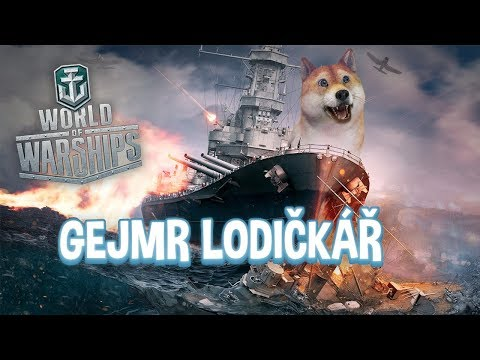 Lodičkář DOGEJMR [World Of Warships]