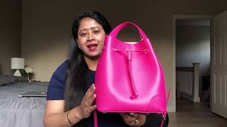 Furla Stacy Mini Bucket Bag - Review, What Fits Inside Louis Vuitton, Ray Ban