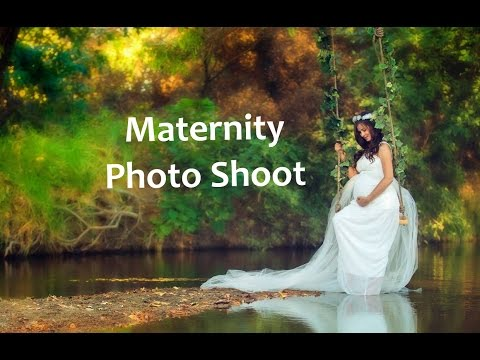 Maternity Photo Shoot  Ideas From Behind The Scenes