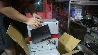 APAKAH MASIH ADA PS3 yang BARU ???????