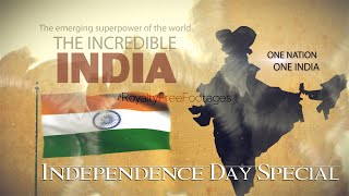 independence day background video effects | tiranga background video | indian flag motion graphics