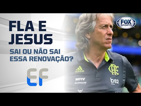 Flamengo e Jorge Jesus: SAI OU NÃO SAI ESSA RENOVAÇÃO?