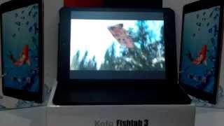 Movie on Kata FishTab 3