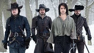 History of THE MUSKETEERS: Exclusive Inside Look - BBC AMERICA