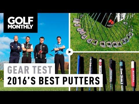 Gear Test – 2016's Best Putters