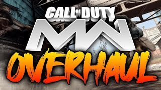 Big Changes Coming Soon to Modern Warfare! (COD MW Overhaul)