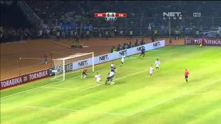 Highlights Arema Cronus Vs Persib Bandung 20 Final Piala Bhayangkara 3 April 2016