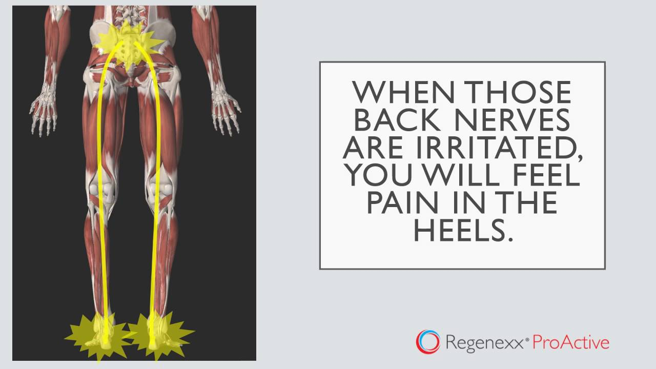 Why Cant I Get Rid Of Heel Pain Regenexx