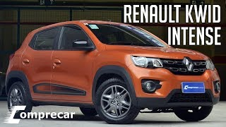 Lançamento Renault Kwid