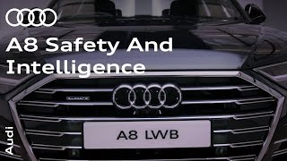 YouTube Video fgKNMHR8ChQ for Product Audi A8, A8L & S8 Sedan (D5 Typ 4N) by Company Audi in Industry Cars