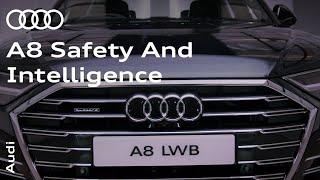 Video 2 of Product Audi A8, A8L & S8 Sedan (D5 Typ 4N)