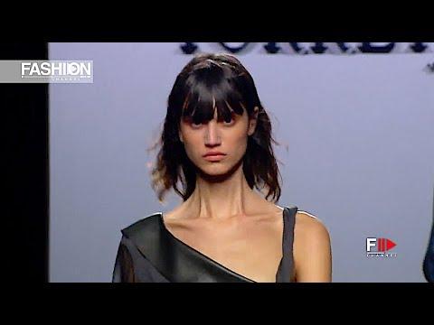ROBERTO TORRETTA Highlights MBFW Spring Summer 2019 Madrid - Fashion Channel