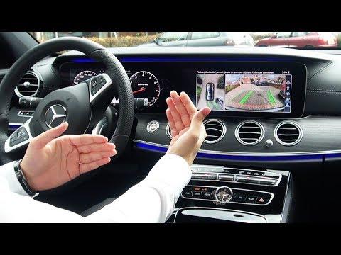 2018 Mercedes E Class – Park Itself? E43 AMG 4MATIC Review Tech Features Drive Parking Assist