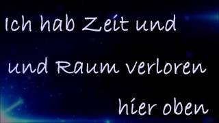 SIDO ft. Andreas Bourani - Astronaut (Safi Nacef with lyrics)