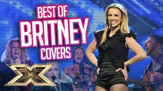 BEST of BRITNEY SPEARS The X Factor UK...