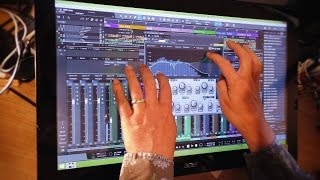 Multi-touch review of Studio One v3 from Presonus