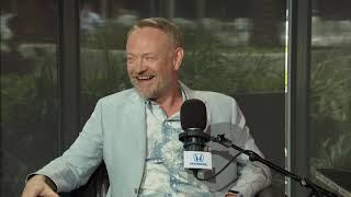 """""""Chernobyl"""" Actor Jared Harris on Mad Men, Boxing, and More w/ Rich Eisen 