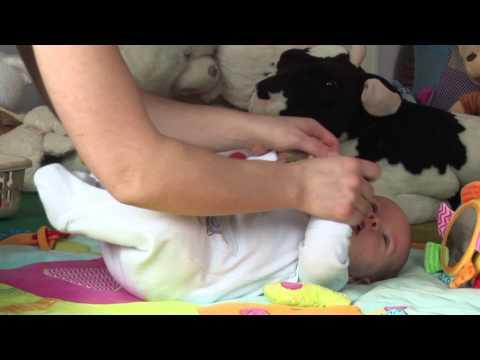 2 mėnesių kūdikio raida