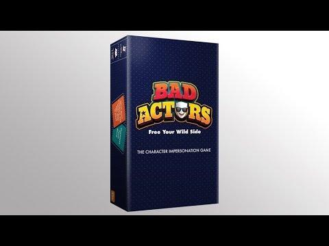 Bower's Game Corner: Bad Actors Review
