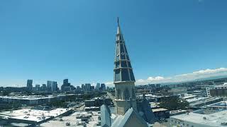 Church Dive (Cinematic FPV)